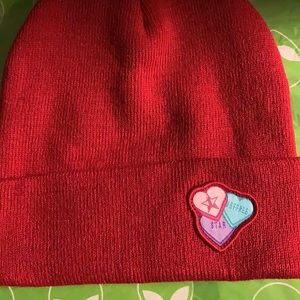 Jeffree Star Valentine's Day mystery box beanie